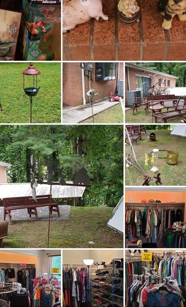 Bargain Den: 411 Veterans Blvd, Bryson City, NC