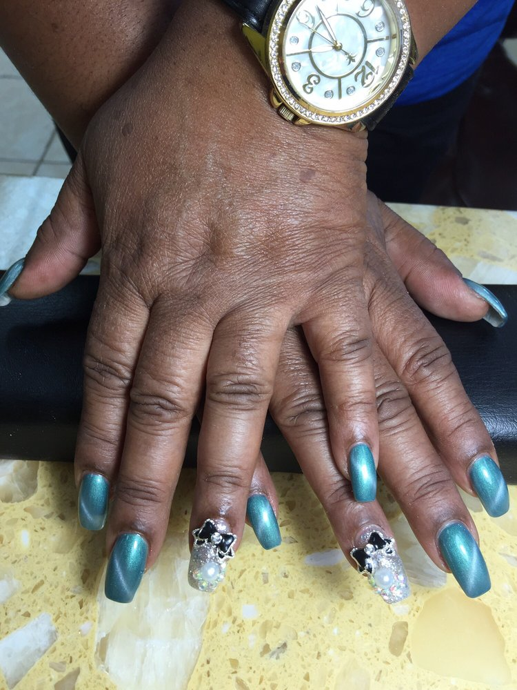 Love place yelp for Nail salon oxford