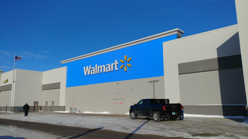 Walmart Supercenter: 1400 Skyline Blvd, Bismarck, ND