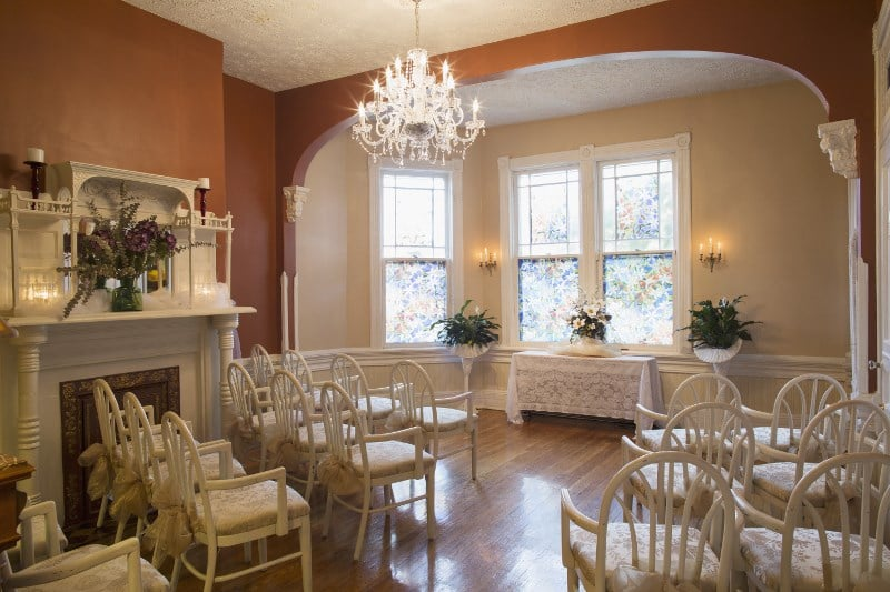 The Wedding Chapel at The Magnolia House Inn