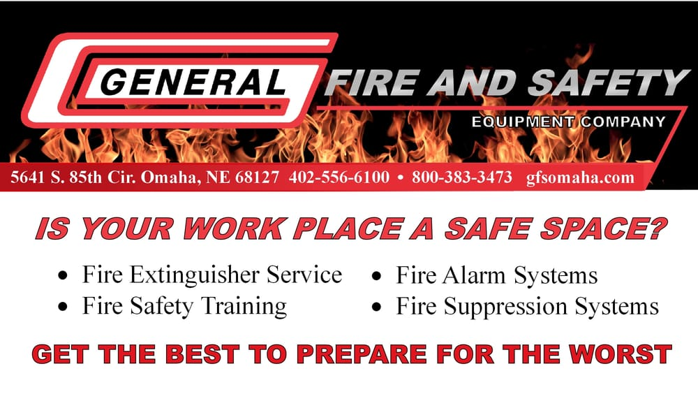 General Fire and Safety
