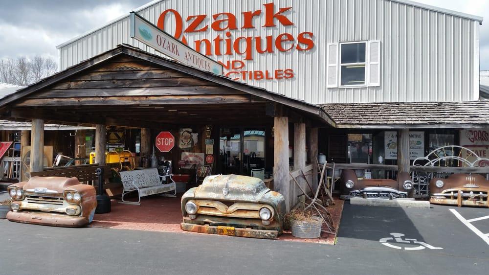 Ozark Antiques: 200 S 20th St, Ozark, MO