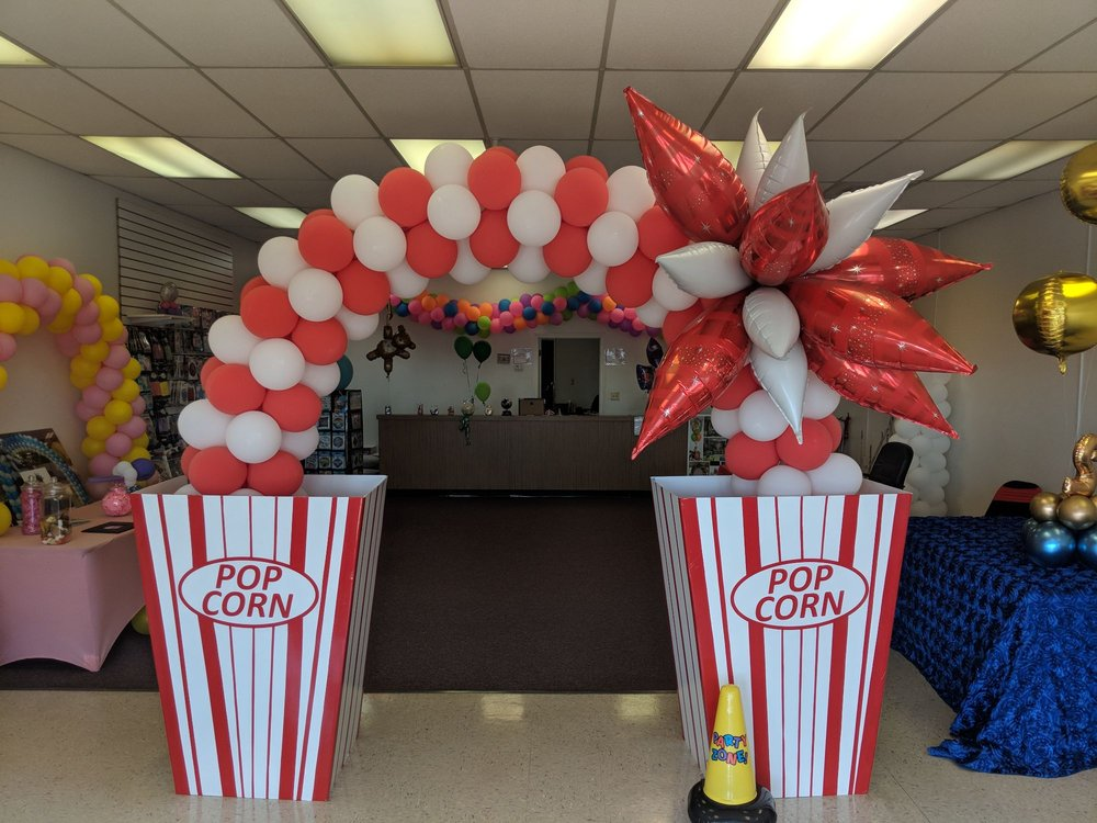 Balloon King and Queen: 6729 Two Notch Rd, Columbia, SC