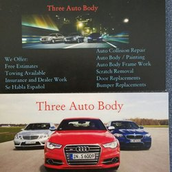 Photo Of Three Auto Body   Sayreville, NJ, United States. Three Auto Body