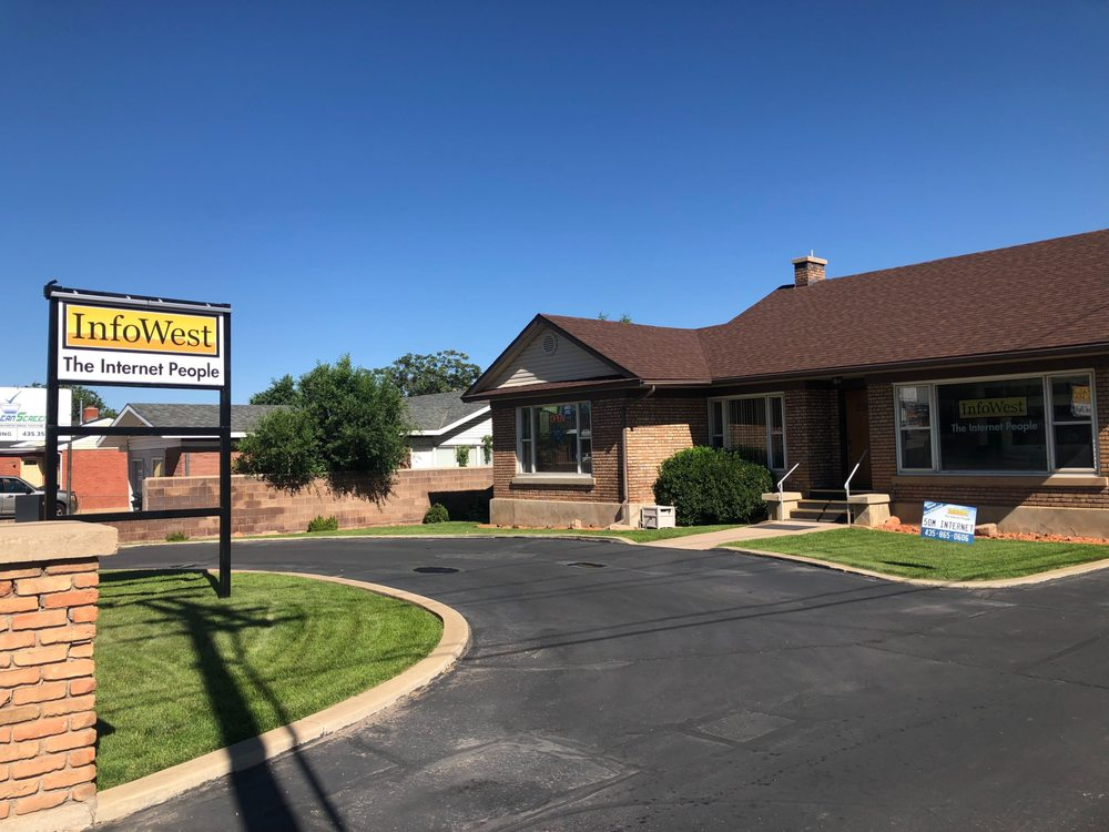 Infowest  - Cedar City Office: 360 W 200th N, Cedar City, UT