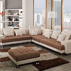 Photo Of Creative Furniture Galleries   Fairfield, NJ, United States.  Amanda Sectional Sofa ...