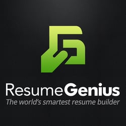 photo of resume genius wilmington de united states resume builder logo