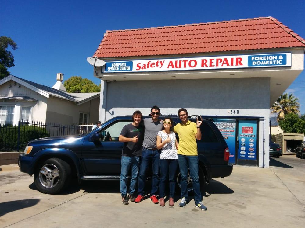 Safety Auto Repair & Radiator: 1140 W Highland Ave, San Bernardino, CA