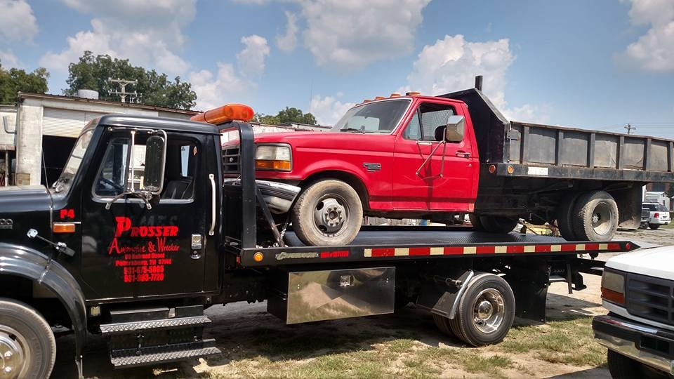 Towing business in Shelbyville, TN