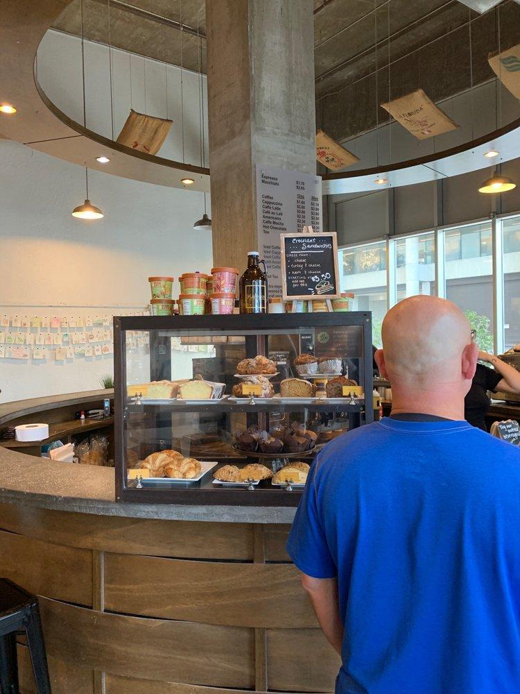Kahwa Coffee Roasting: 808 N Tampa St, Tampa, FL