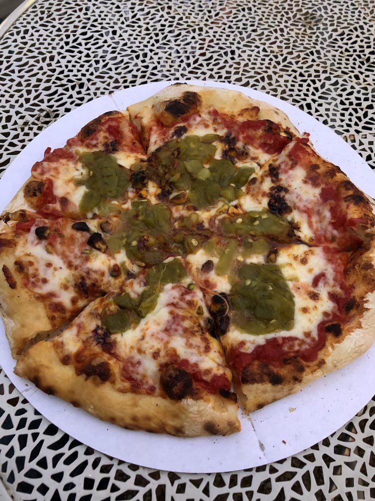 Satellite of Pizza