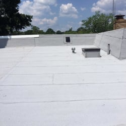 Photo Of MG ROOFING   Silver Spring, MD, United States. Flat Roof