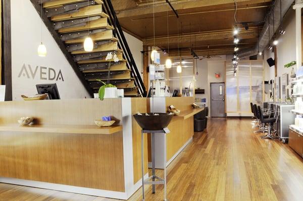 Concept Art de Vivre Aveda Salon et Spa