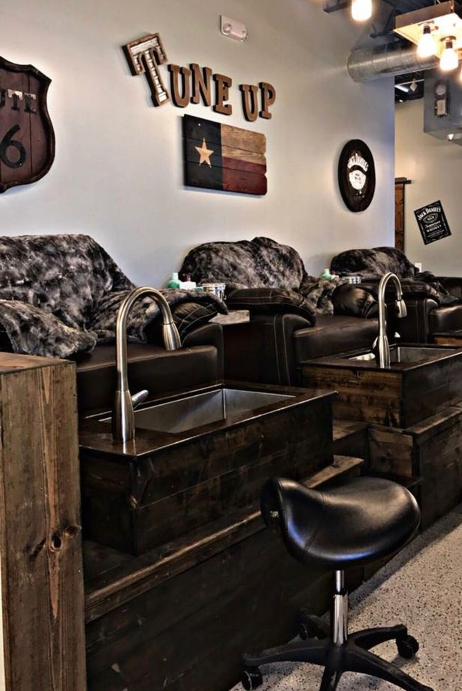 Tune up The Manly Salon: 7072 Fm 1960 E, Humble, TX