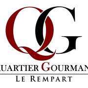 Le Rempart - Tournus, Saône-et-Loire, France. Quartier Gourmand - Le Rempart