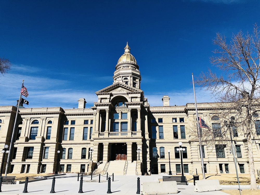Wyoming State Capitol Building: 200 W 24th St, Cheyenne, WY