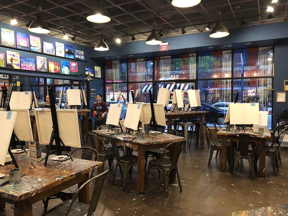 Muse Paintbar: 217 Boardwalk Pl, Gaithersburg, MD