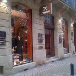 331480d8ed94a7 Lothaire - Vêtements pour hommes - 6 rue du Temple, Hôtel de Ville -  Quinconces, Bordeaux - Numéro de téléphone - Yelp