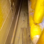 Floor Behind The Photo Of Smoky Creek Cabins   Sevierville, TN, United  States. Flor Behind The
