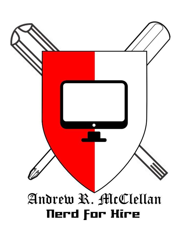Andrew R. Mcclellan, Nerd for Hire: Logan, UT