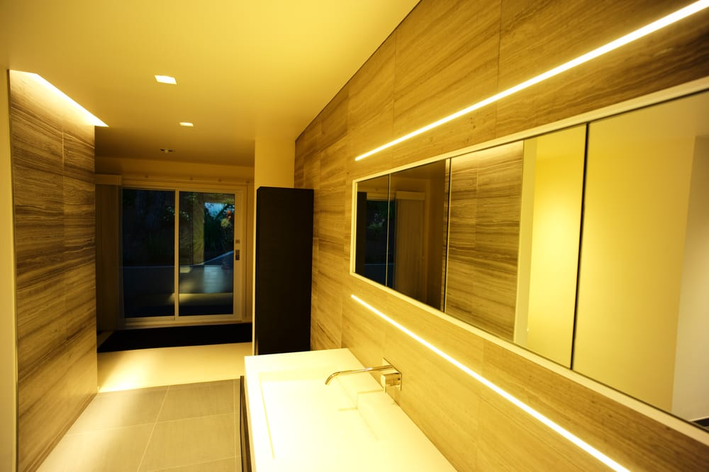 Photo of Lite Line Illuminations - Los Gatos CA United States. Recessed LED & Recessed LED strip Made in America illuminating a bathroom. Also ... azcodes.com