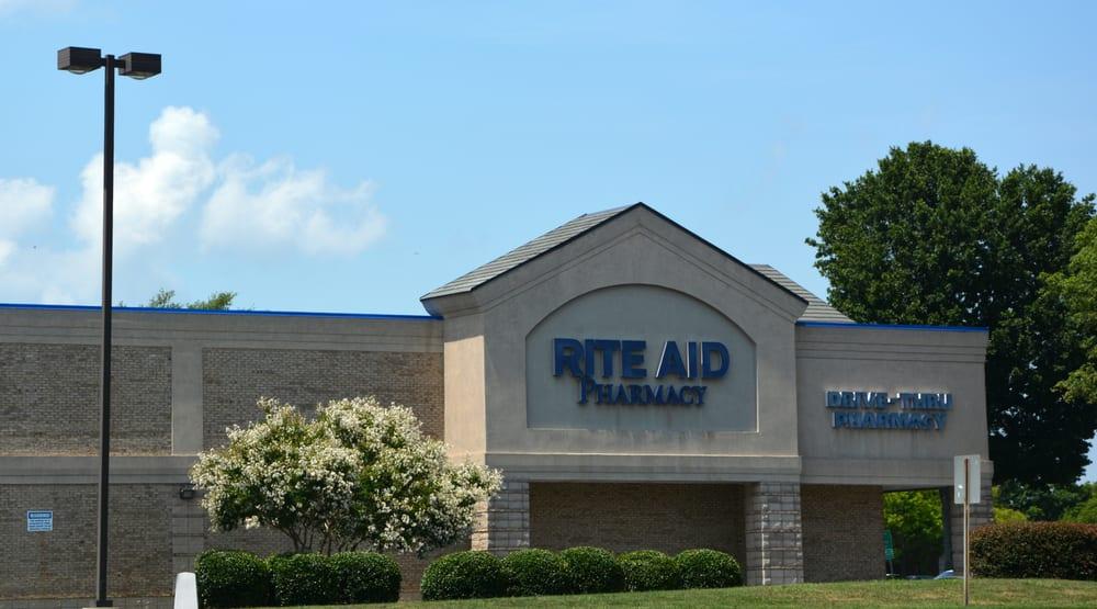 Rite Aid: 1705 Ebenezer Rd, Rock Hill, SC