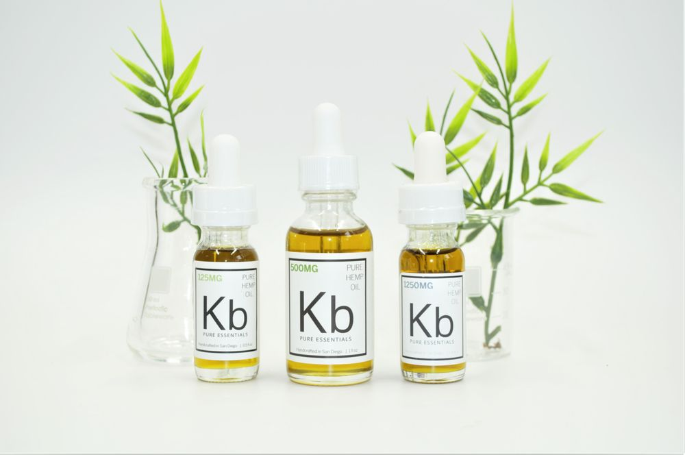Kb Pure Essentials Hemp CBD Shoppe