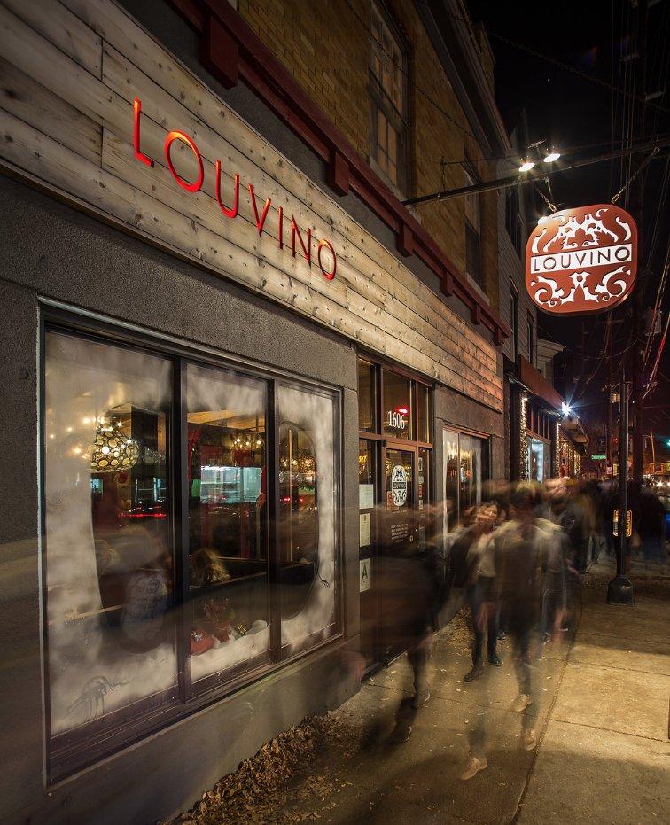 Social Spots from LouVino