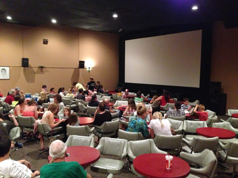 Cinema Cafe Clearwater Fl