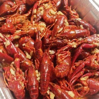 Photo Of Live Crawfish Seafood Restaurant Rockville Md United States 2lbs