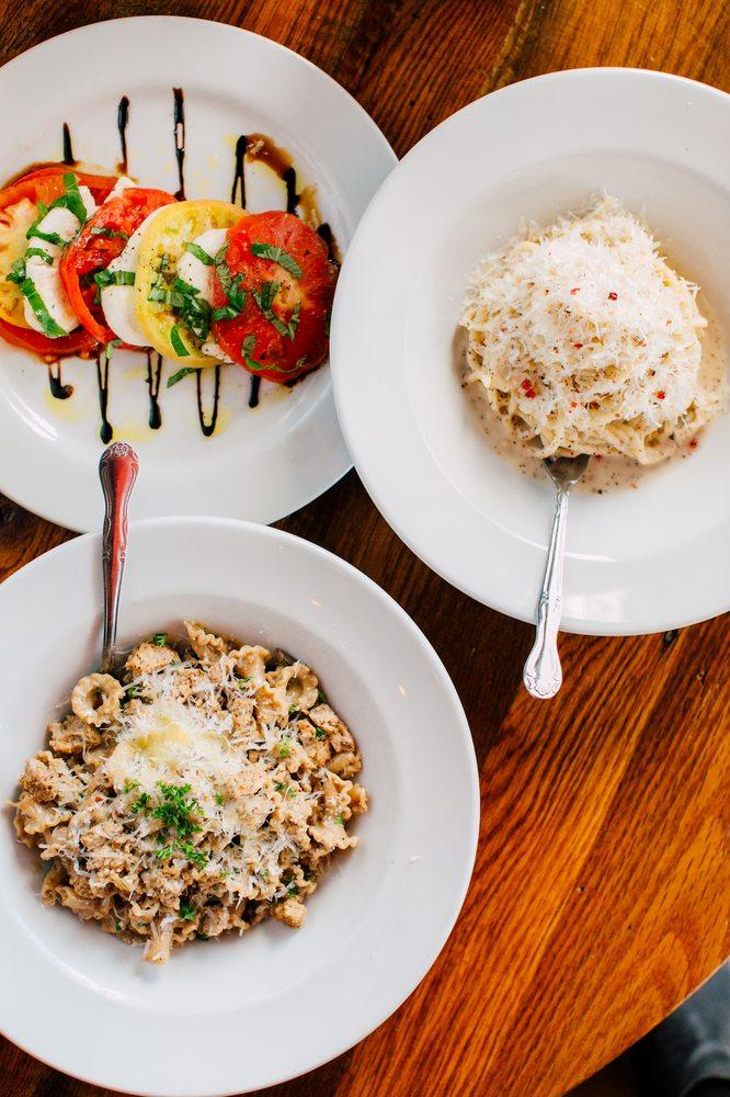 Food from Due' Cucina Italiana