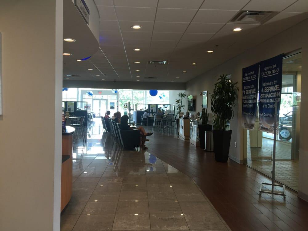 Rick Case Hyundai Duluth >> Beautiful lounge area. - Yelp