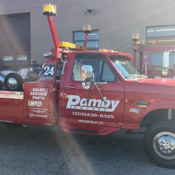 Photo of Pamby Motors Body Shop - Ridgefield, CT, United States. Call Pamby