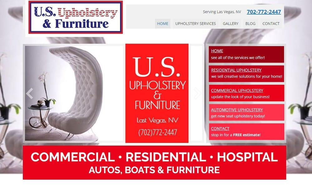 Wonderful U.S Furniture Upholstery   Furniture Reupholstery   4375 E Sahara Ave,  Sunrise, Las Vegas, NV   Phone Number   Yelp
