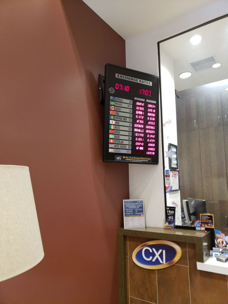 Currency Exchange International: 100 Citadel Dr, Los Angeles, CA