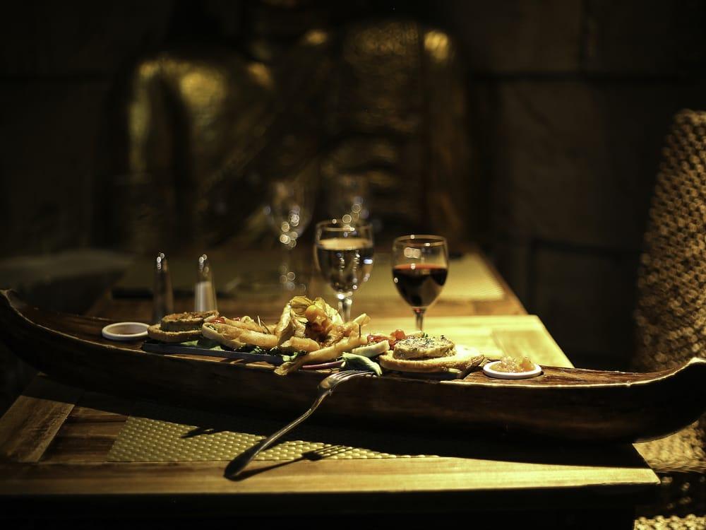 Jungle Caf Ef Bf Bd Restaurant  Rue Barthes  Anglet