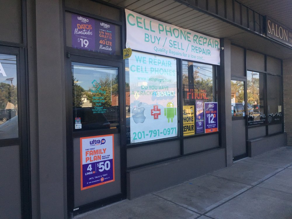 Tech Plug: 198- B Market St, Elmwood Park, NJ