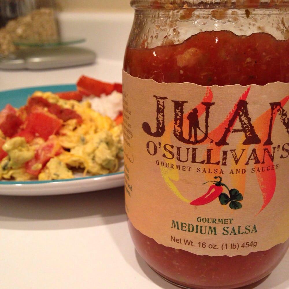 Juan O'sullivan Gourmet Salsa: 36751 Meadowbrook Cir, Cumming, IA