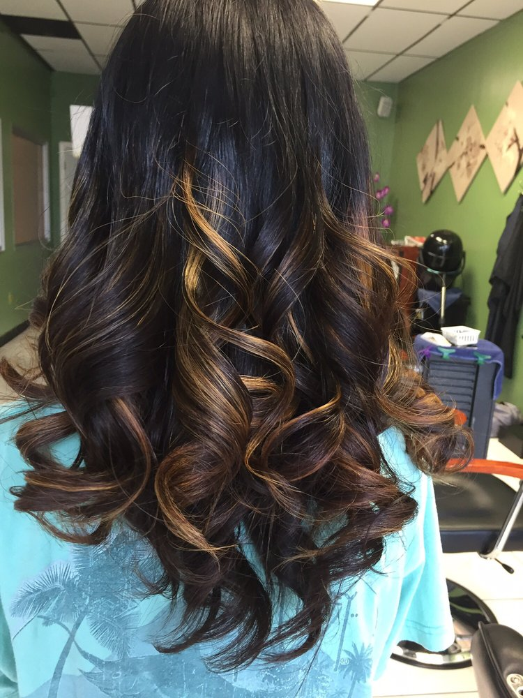 Highlight Ombre Hair So Beautiful Yelp