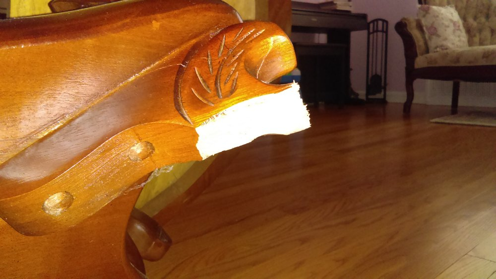 Incredible Broken Coffee Table Leg Yelp Interior Design Ideas Clesiryabchikinfo
