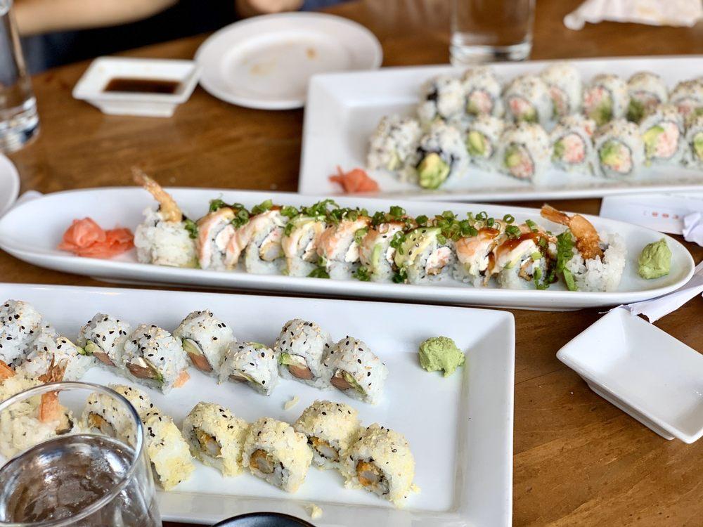 Maru Sushi & Grill: 927 Cherry St SE, Grand Rapids, MI