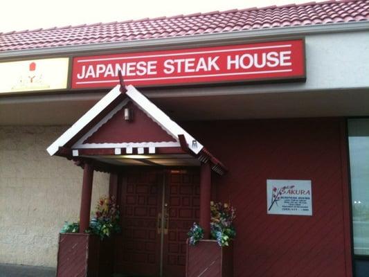 Sakura Japanese Restaurant Tacoma Wa