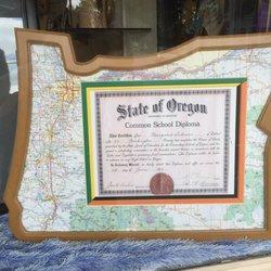 photo of americana frame portland or united states