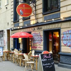 caf chinoiserie lukket caf er belgisches viertel k ln nordrhein westfalen tyskland. Black Bedroom Furniture Sets. Home Design Ideas