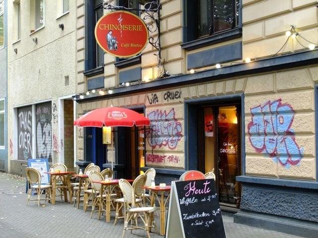 caf chinoiserie closed cafes br sselerplatz 16 belgisches viertel cologne nordrhein. Black Bedroom Furniture Sets. Home Design Ideas