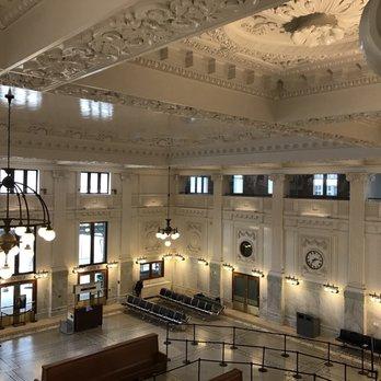 Photo Of King Street Station Seattle Wa United States