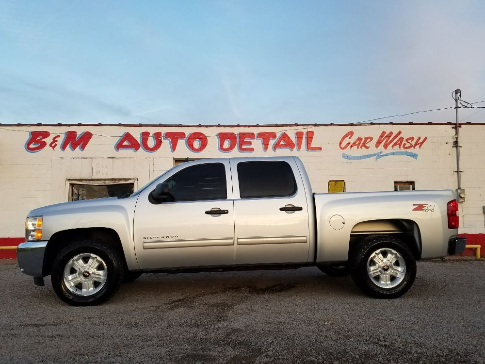 B&M Auto Detailing: 2610 Midland Blvd, Fort Smith, AR