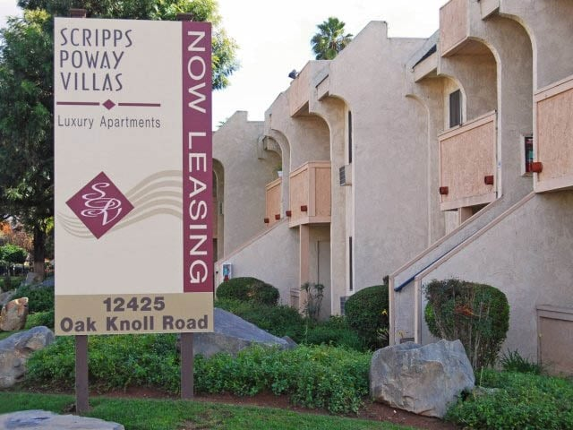 Oak Knoll Apartments Poway
