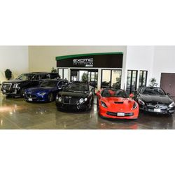 Exotic Car Collection By Enterprise 11 Photos Car Rental 131