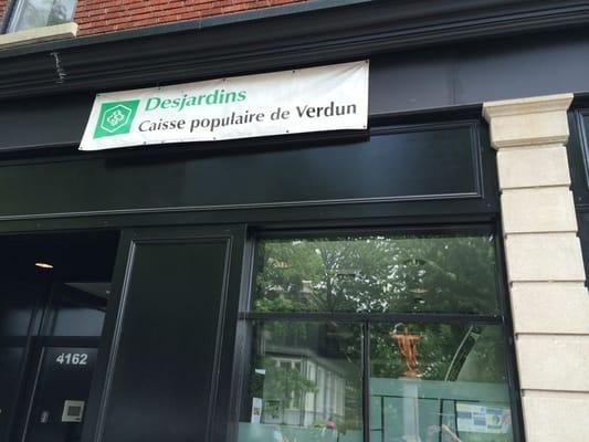 Caisses desjardins bank building societies 4162 for Caisse des jardin